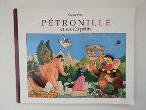 PETRONILLE et ses 120 petits  Claude Ponti   Décembre 1991