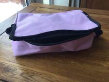 Large Pink Cosmestic/ Wash Bag