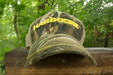 Hard Core Brands HC Outfitter Logo Baseball Hat Mesh Cap in Realtree Max-5 Camo