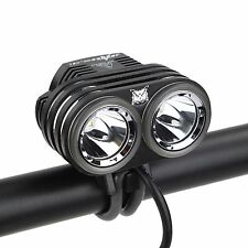 1600 Lumens Jexree XM-L 2xU2 LED Bicycle Bike Light HeadLamp Head Light
