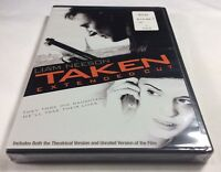 Taken (DVD, 2009), Free shipping, Brand new and sealed