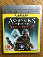 Assassin's Creed Revelations Platinum (small tear in wrap) - PS3 UK Sealed!