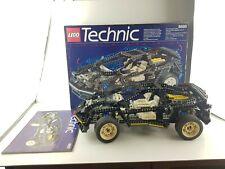 Lego® Technic 8880 Super Car mit OVP und original Bauanleitung Supercar Technik