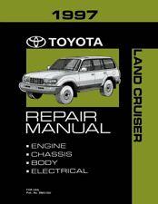 Bishko OEM Repair Maintenance Shop Manual Bound for Toyota Pickup 1983