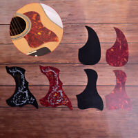 Professional Guitar Pickguard Adhesive Pick Guard Sticker For Acoustic Guitar_JH
