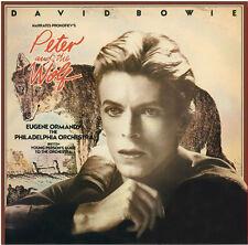David Bowie - Prokofiev / Philadelphia Orchestra - Peter And The Wolf - Vinyl LP