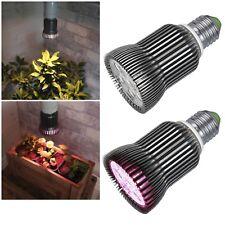 LED E27 Leuchtmittel 5W Pflanzen-Leuchte Lampe Llicht Wachstumslampe Grow-Light