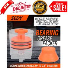 Handy Packer Bearing Automotive Hand Tool Flush Grease Wheel Repair Flushing