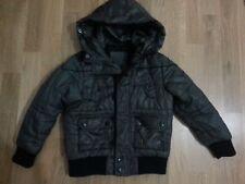 lotto 656 ATHL smanicato piumino k-way giacca giubbino bimbo verde 5/6 anni116cm