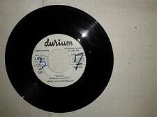 """I Nuovi Angeli / Wess E The Airedales-Disco Vinile 45 Giri 7"""" Ed.Promo Juke Box"""