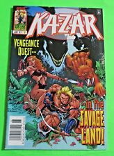 Kazar #2 Marvel Comics Modern Age (1997) C3936
