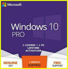 ✅Windows 10 Pro Professional 32/64bit Activation License Key ✅5sec Delivery✅