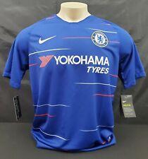 Nike Chelsea FC Breathe Stadium Home Jersey, Blue, Size M