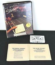 Commodore 64 (C64/128) The Music Studio (Activision) Cassette