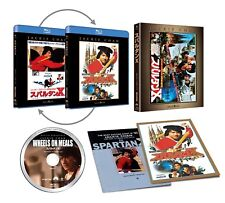 WHEELS ON MEALS JACKIE CHAN Extreme Edition- Japanese original Blu-ray