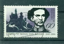 Deutschland -Deutschland 1986 - Michel n. 1281 - Königs louis II von Bayern