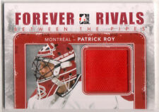 2012-13 ITG Forever Rivals Between the Pipes BTP-08 Patrick Roy Jersey