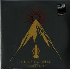 CHRIS CORNELL HIGHER TRUTH DOUBLE VINYL LP 180 GRAMS NEW AND SEALED