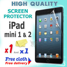 1 new High Quality Screen protective protection film foil for apple iPad Mini 2