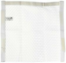 Laundry Mesh Sneaker Shoe Wash Dry Bag Over The Door Washer Dryer White 1 Pack
