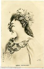And Do by Sarah Bernhardt. Theatre.
