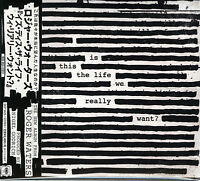 ROGER WATERS-IS THIS THE LIFE WE REALLY WANT?-JAPAN CD F30