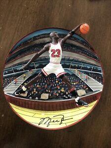 Upper Deck Legend For All Time SLAM JAMMER Michael Jordan Collector Plate