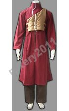 Gaara Shippuden 4th Children Cosplay Costume from Naruto