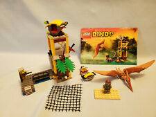 LEGO Dino #5883 Tower Takedown - Complete, Minifigures, Instructions, 2012
