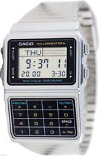 Relojes de pulsera fecha Casio Casio Databank