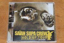 Saïan Supa Crew  - France CD SEALED / Hold-Up Tour Live In Paris 2006 - Saian