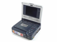 SONY GV-D1000 MiniDV Mini DV Player Recorder Video Walkman VCR Deck EX GVD1000