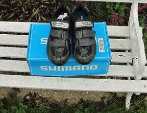 Shimano SH-M077 MTB Cycling Shoes. Size 46. Dark Grey. Excellent condition