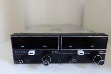 Bendix King kx155 TSO COM Nav 14 v Incl. Tray and Sigtronics spa-400 TSO Intercom