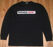 duraMAX t-SHIRT LONG SLEV DIESEL GMC/HUMMER/CHEVROLET Small