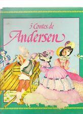 5 contes de Andersen Lito Pa                            ... | Livre | d'occasion