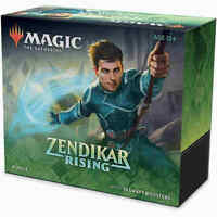 MTG Zendikar Rising Bundle BOX FAT PACK - Sealed English IN STOCK