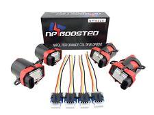 4 Pack Hi Output Ignition coils D585 Chevy RX8 RX-8 LS1 LS3 LQ LM 4.8L 5.3L 6.0L