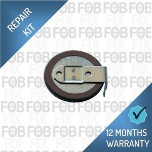 New VL2330 Rechargeable Battery for Ford Transit MK7 Key Fobs