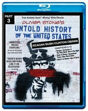 Untold History of the United States: Part 3 (Blu-ray Disc, 2014) Reagan  * NEW *
