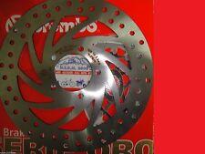 SET BREMBO DISQUES+PLAQUETTES AVANT+ARRIÈRE ATLANTIC 500 SPRINT 2007 PIC13