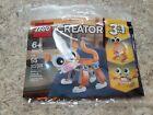 Sealed Lego 30574 Creator Cat Polybag NIP Easter Basket Set Ostrich Rare Crab