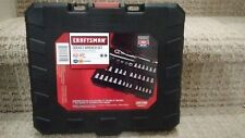 NEW Craftsman 42-Pc Piece 1/4 & 3/8-In Drive & Torx Bit Socket Wrench Set 99941