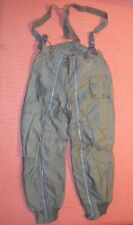 US AIR FORCE:Type A-11A Flying Trousers Flight Pants SUSPENDERS SIZE 32 WWII