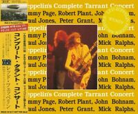 LED ZEPPELIN / COMPLETE TARRANT CONCERT 3CD Fort Worth, Texas, May 22, 1977