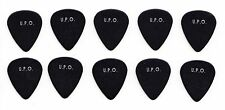 10 U. P. O. Ben Shirley Black Bass Guitar Picks - 2000 No Pleasantries Tour UPO