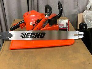 "Echo CS680 Chainsaw 24"" 60cm BRAND NEW 5 YEAR DOMESTIC WARRANTY RRP £949"