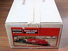 Lionel #6-11738 Soo Line Special w/GP-38 Diesel Engine + 5 Cars - Sealed in Box