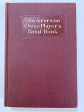 American Chess Players Handbook - 1928 - Illustrated - (bin j)