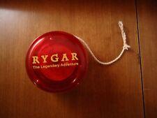 Rygar The Legendary Adventure Playstation 2 PS2 Promotional Yo-Yo Promo E3 Yo Yo